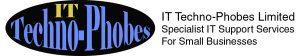IT Techno-Phobes Header Logo