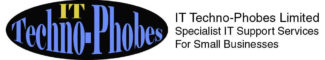IT Techno-Phobes Limited - IT Techno-Phobes Header Logo - IT Support Services in Birmingham